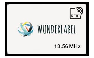RFID 13.56MHz Plastic Card