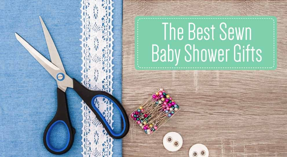 Fun Baby Shower Gifts to Sew