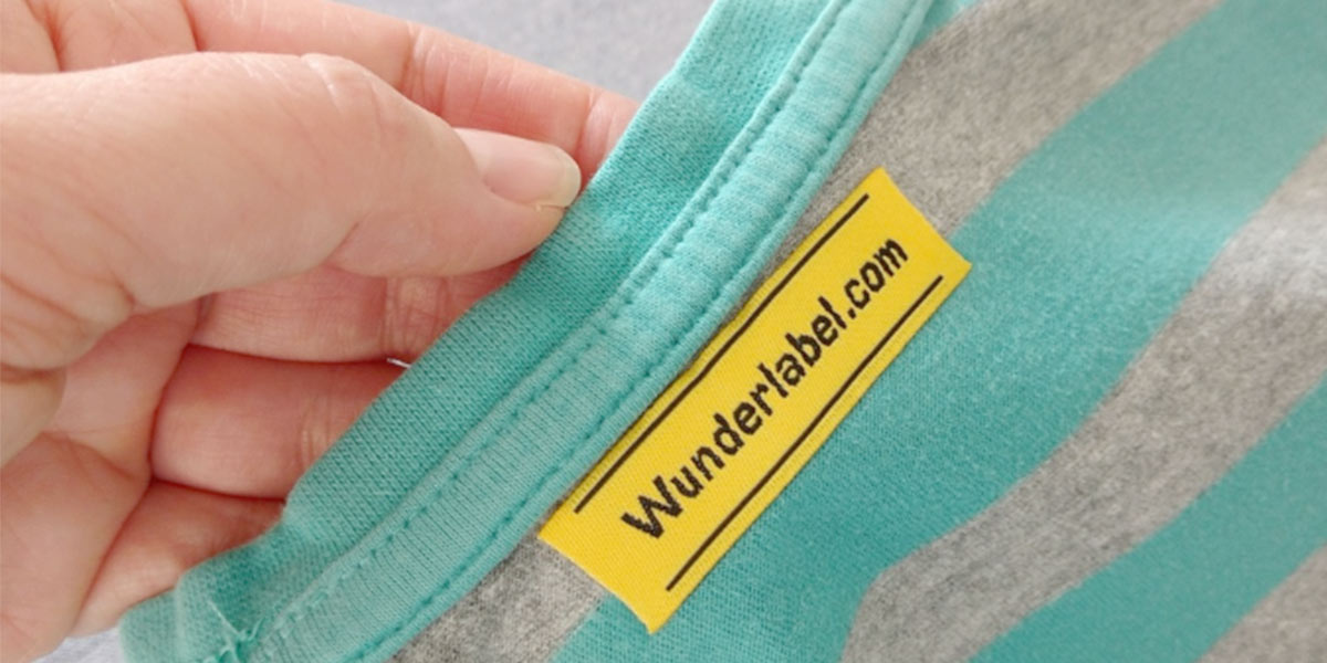 How to Apply Iron On Labels