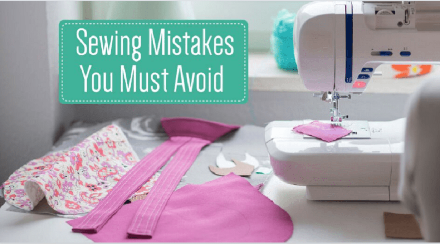 Sewing Mistakes That Will Make Clothing Look Cheap