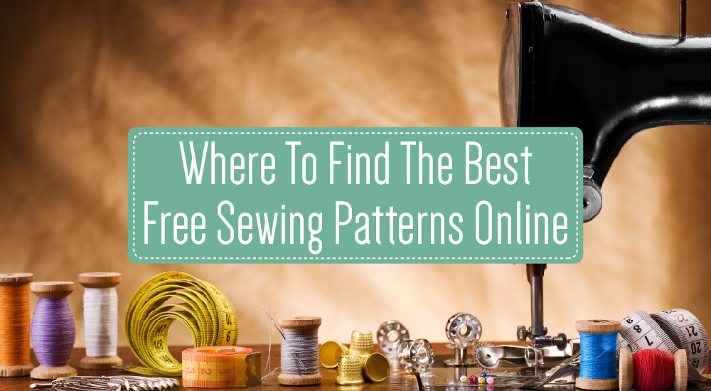 Where to Find the Best Free Sewing Patterns Online