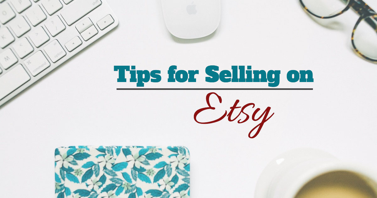 Tips for selling Etsy, handmade, easy photography