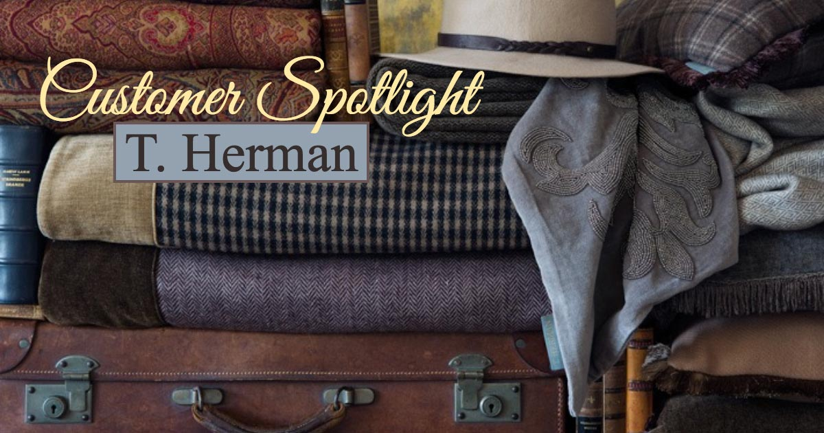 Customer Spotlight: T.Herman