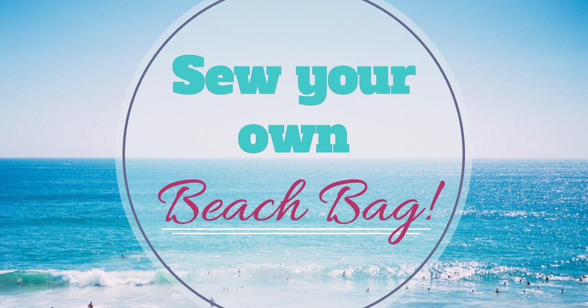 Sew your own Beach Bag