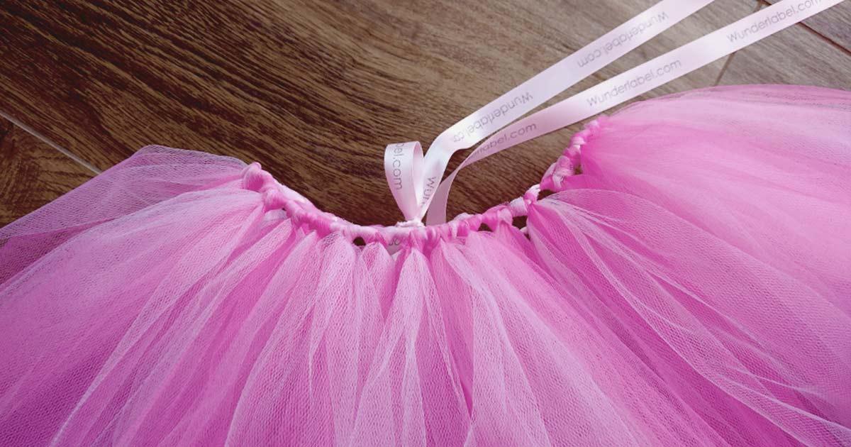How to Make an Easy No-Sew Tutu