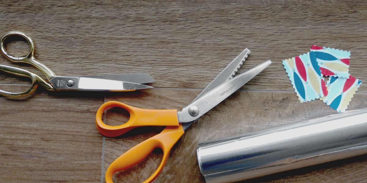 Scissor Sharpening Quick-Fix