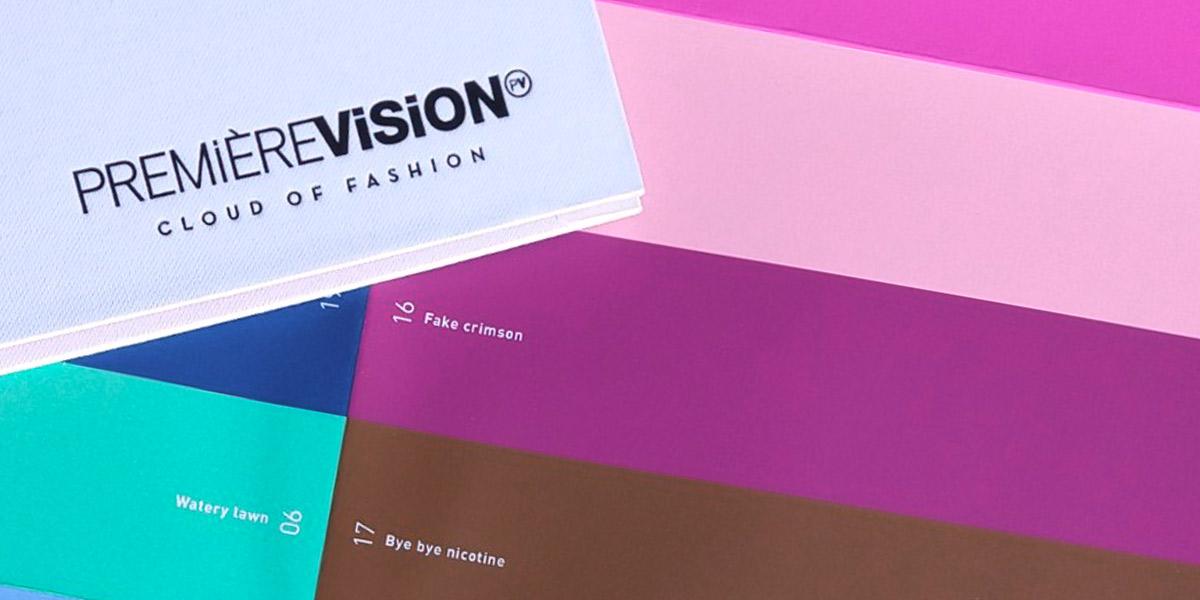 Première Vision - Fashion Colour Trends Spring/Summer 2020