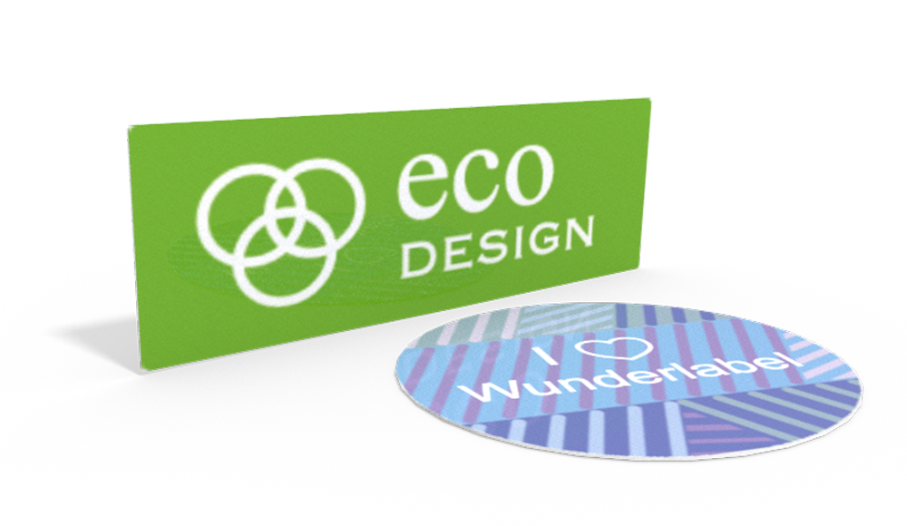 Classic Sticker with Text & Symbol - design online