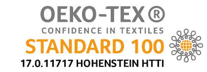 Oeko-Tex Confidence in Textiles Standard 100 wunderlabelGB